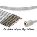 Cardioline 60 Plus Ekg kablosu
