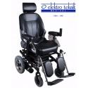 Veron Akülü Tekerlekli Sandalye Koltuklu
