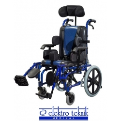 Spastik Tekerlekli Sandalye