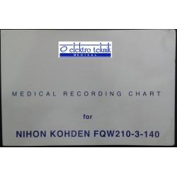 Nihon Kohden Ekg Kağıdı