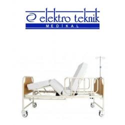 Elektrikli Katlanır Hasta Karyolası