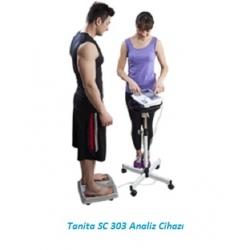 Tanita BC 303 S Vücut Analiz Cihazı