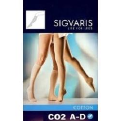 Sigvaris 200 Cotton Diz Altı varis Çorabı
