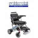 Hafif Akülü Katlanır Tekerlekli Sandalye