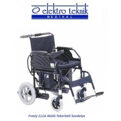 Akülü Tekerlekli Sandalye