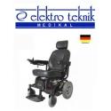 Swemo Akülü lüks Tekerlekli Sandalye
