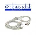 Philips-Burdick Ekg Kablosu