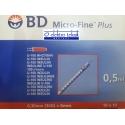 BD Micro-Fine Enjektör