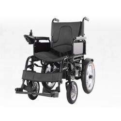 Plusmed Katlanır Akülü Tekerlekli Sandalye