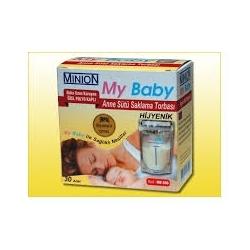 My Baby Süt Poşeti 25+5