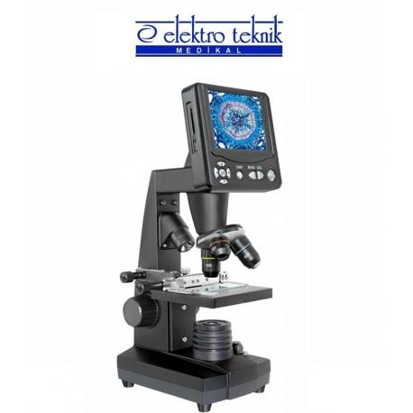 Lcd Ekranlı Mikroskop Cihazı