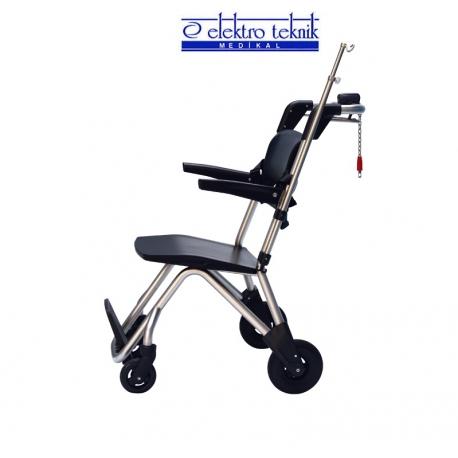 Hasta Transfer Sandalyesi Geçmeli