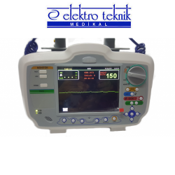 Monitörlü Defibrilatör Cihazı