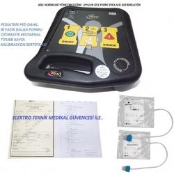 Life Point Pro Aed Defibrilatör Cihazı