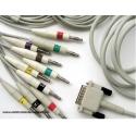 Cardioline Ar 600 - Ar 1200 Ekg kablosu
