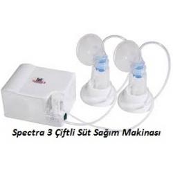 Spectra 3 Çiftli Süt Sağım Makinası
