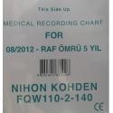Nihon Kohden Ekg Kağıdı 110-2-140