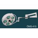 Duvar Tipi 5 Reflektörlü Ameliyat Lambası