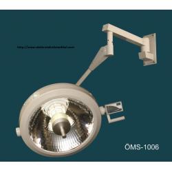 Tek Reflektörlü Duvar Tipi Ameliyat lambası