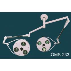 Tavana Monte Çift Kollu Ameliyat Lambası 233 Model