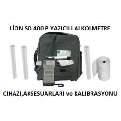 Lion SD 400 P Alkol Metre Cihazı